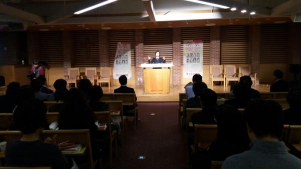 예장합동 총회(총회장 김선규 목사)가 21일 사랑의교회(담임 오정현 목사)에서