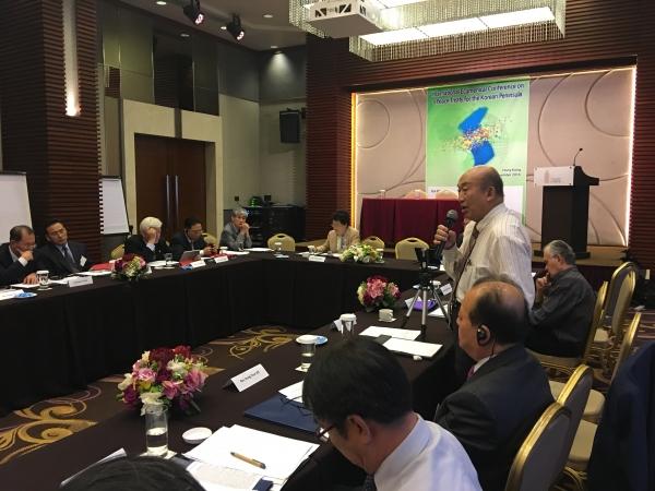 한반도 평화조약에 관한 에큐메니칼 국제협의회