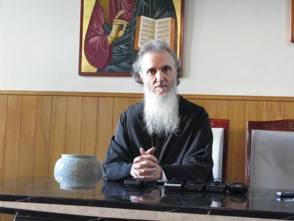 28일 열린 NCCK 제65회 정기총회에서 정교회 한국대교구장 암브로시오스-아리스토텔리스 조그라포스 대주교가 신임회장으로 선출됐다.