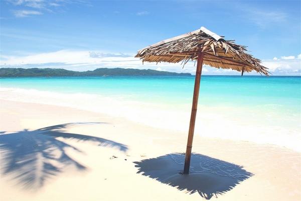 필리핀 보라카이 해변