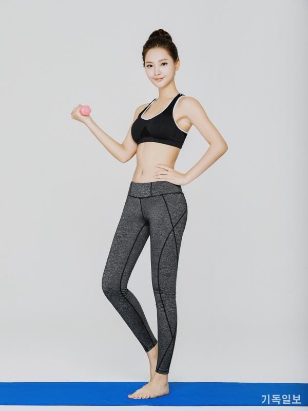 다이어트 건강한 여성