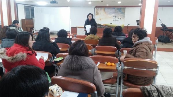 중랑구 장기요양기관연합회 신은섭 회장