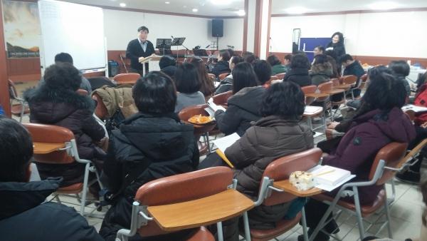 분임토의 결과 발표회, 민재홍 부회장