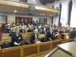 한국복음주의협의회 월례조찬기도회 및 발표회가 13일 영락교회에서 개최됐다.