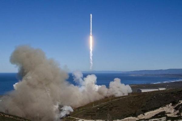 스페이스X 팰컨9 로켓 발사