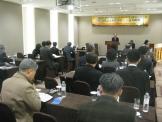 (사)한국기독교학교연합회가 16일과 17일 양일간 서울가든호텔에서 '제57회 동계교장수양회 및 정기총회'를 개최했다.