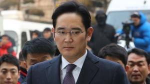 삼성전자 이재용 부회장 영장실질심사  / KBS