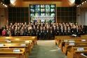 '아시아 태평양 기독교학교연맹'(APFCS) 제10차 총회 및 국제컨퍼런스가 목원대학교내 채플과 유성 아드리아         호텔 등에서 성황리에 열리고 있다.