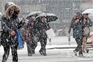 겨울 강추위 폭설 / CBS