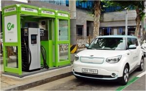 전기차 급속충전 사업