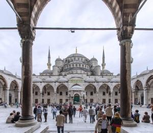 이슬람 모스크 / Pixabay