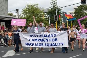뉴질랜드 동성애 퍼레이드