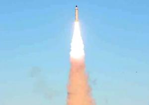 북한 미사일, SLBM 북극성 2형
