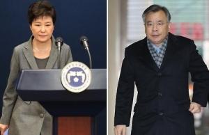 박근혜, 특검
