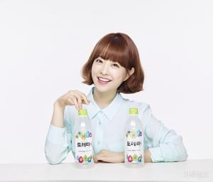 코카-콜라사 '토레타' 광고 모델 배우 박보영