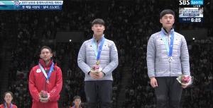 2017 삿포로 동계아시안게임 스노우보드 금메달 이상호