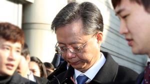 우병우 전 수석 / KBS