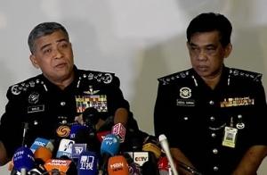 말레이시아 경찰(연합)