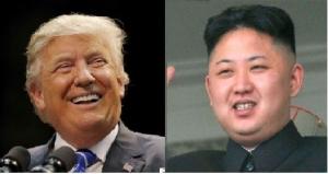 트럼프 김정은 / 한국일보