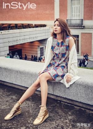 소녀시대 수영의 스페인 화보