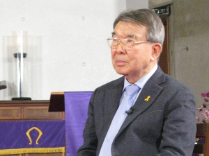숙명여대 명예교수·전 국사편찬위원장 이만열 박사