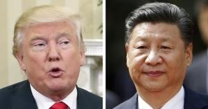 트럼프, 시진핑(연합)