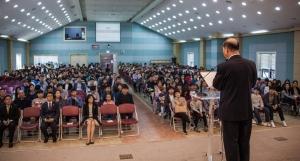 글로벌선진학교가 2017년도 가을학기 편입생 대상 입학설명회를 개최한다