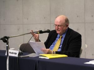 존 우드브릿지 박사(Dr. Jhon D. Woodbridge, 트리니티복음주의신학교)