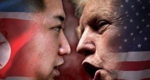 트럼프, 김정은(연합)