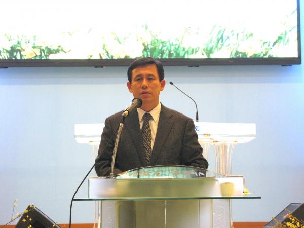 기하성 경기남지방회 신임회장으로 선출된 순복음평택중앙교회 박형준 목사