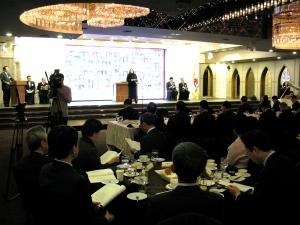 23일 오전 CCMM에서 '한국기독교성령백년인물 헌정식 및 세미나'가 개최됐다.