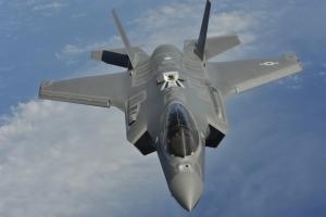 미군 스텔스 전투기 F-35 라이트닝 II