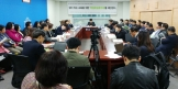 쉼이있는교육 시민포럼이 28일 오전 10시 국회의원회관 제1간담회실에서 '학원휴일휴무제 법제화' 토론회를 개최했다.
