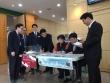 일산장로교회 성도들이 사랑의장기기증 서약에 동참하는 모습.