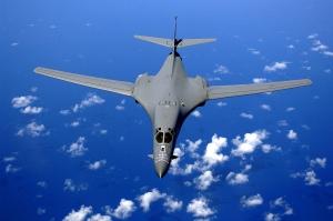 미 공군의 초음속 전략폭격기 B-1B