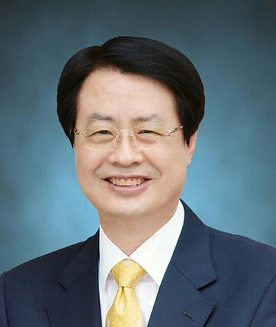 한장총 대표회장 채영남 목사 (2017)