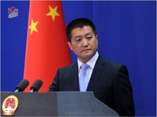 루캉(陸慷) 중국 외교부 대변인