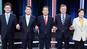 대선 TV 토론