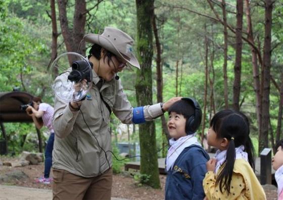 자연의 가치를 느끼고, 배우는 국립공원 '캠핑스쿨'.