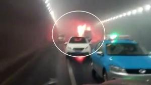 中 산둥 터널 사고, 한국 유치원생 10명 사망 / YTN