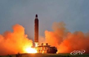 북한의 무수단 화성-10호
