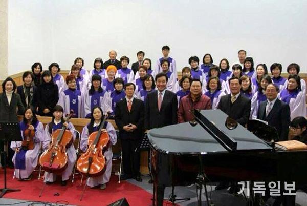 영광중앙교회 주일예배