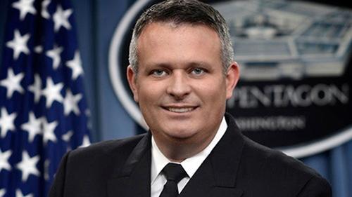 미국 국방부 제프 데이비스 대변인