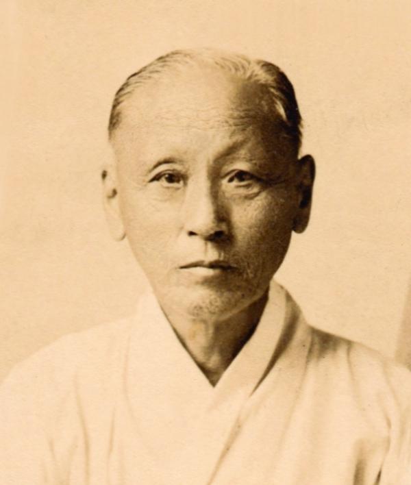 애산 김진호 목사