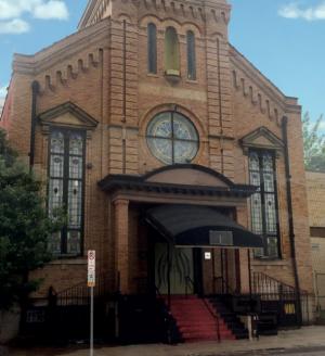 오차드 힐 교회