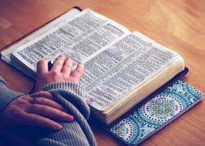 성경 통독 이미지