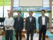 녹색교회로 선정된 교회 목회자들의 모습. ⓒ 박용국 기자