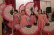 시리아 아이들과 한국 아이들의 부채춤