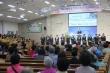 순복음춘천교회, 혜민사랑의 집 창립 14주년 기념 예배