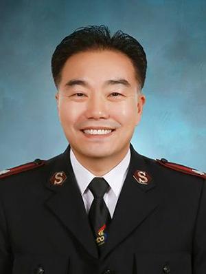 김규한 사관(참령 구세군사관대학원대학교 교수)